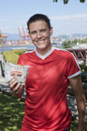 A&W Canada Partners with Christine Sinclair for the 13th Annual Burgers to Beat MS Campaign to Help Take On Multiple Sclerosis