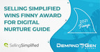2021 Finny Award Validates SSG's Digital-First Approach to Content-Driven Demand