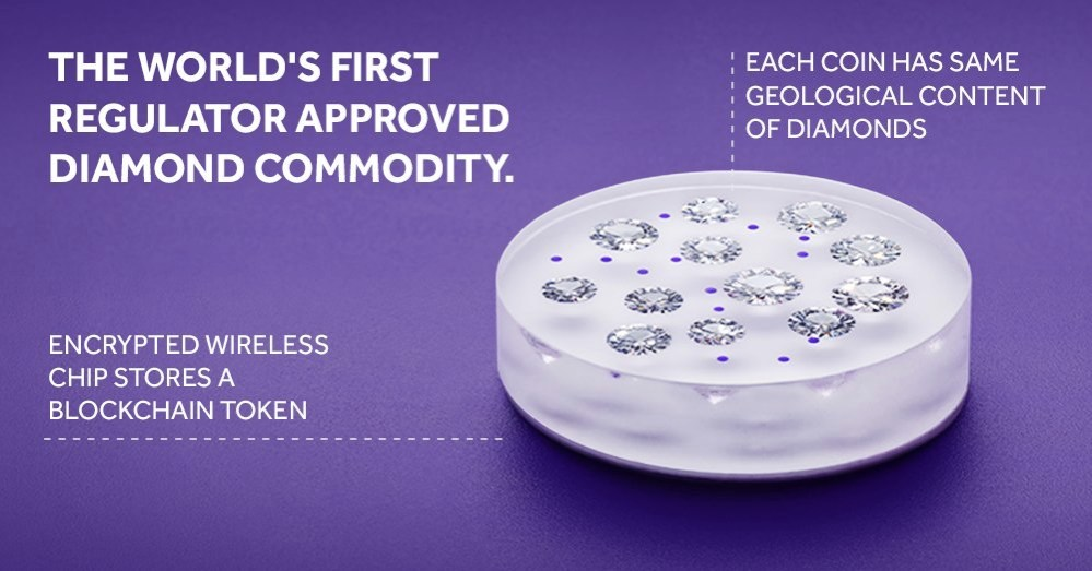 NEW YORK, July 29, 2021 /PRNewswire/ -- Diamond Standard Co., the developer of the regulator-approved diamond commodity, announced today a follow-on offering of the Diamond Standard Coin. The offering is capped at $50 million, across five series of $10 millio…