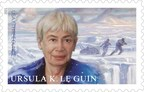 Literary Arts Stamp Series Honors Cross-Genre Author