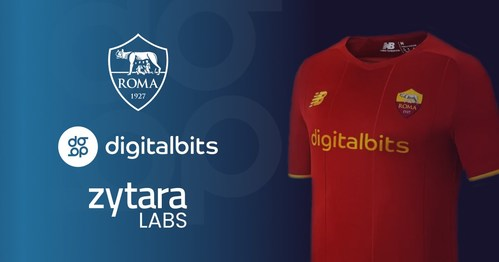AS Roma Signs €36 Million Product Partnership Deal Supporting the DigitalBits Blockchain
