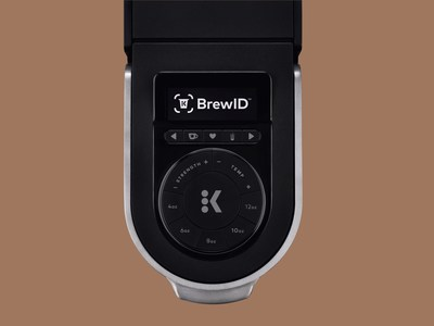 Keurig's new K-Supreme Plus® Smart with BrewID™ features 5 sizes, 6 temperature settings, and 5 strength options.