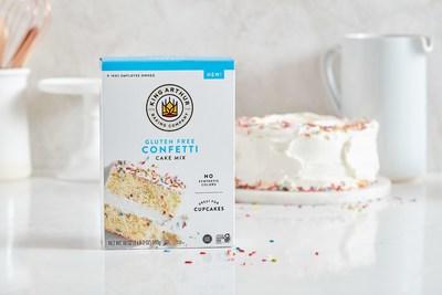 Gluten Free Confetti Cake Mix