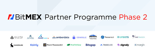 The BitMEX Partner Programme Expands into Phase Two With 17 New Additions