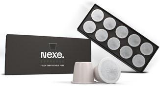NEXE Launching Compostable Espresso Pods (CNW Group/Nexe Innovations Inc.)