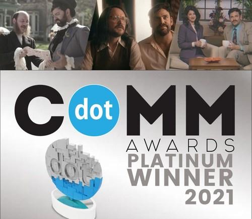 Phonexa Wins dotCOMM Award For Best Video Series