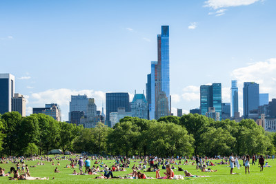 Central Park's Great Lawn