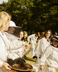 """The First Group of Women Graduates from the Guerlain X UNESCO """"Women for Bees"""" Programme Joined by Angelina Jolie"""