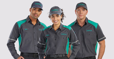 New uniforms modernize the look of an industry leader and empower UniFirst Route Service Representatives to continue their commitment to exemplary service.