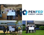 PenFed Credit Union Donates $20,000 to Eugene Charities...