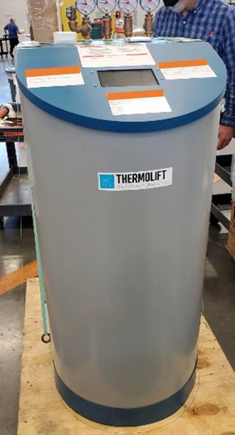 ThermoLift TC3的单位