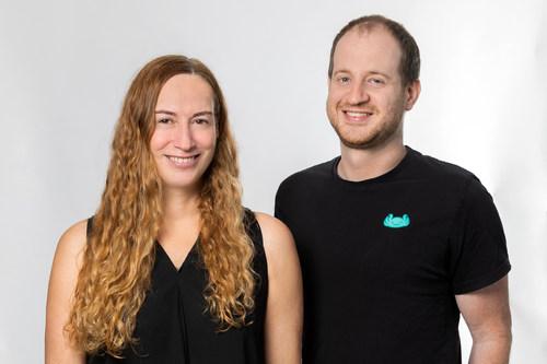 Treeverse co-founders Einat Orr and Oz Katz