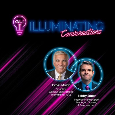 Gaming entrepreneur and visionary Bobby Soper brings his insights to the latest episode of Gaming Laboratories International's (GLI®) Illuminating Conversations web series. Watch the episode now exclusively at https://gaminglabs.com/illuminatingconversations.