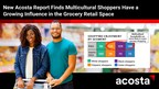 New Acosta Report Finds Multicultural Shoppers Have a Growing Influence in the Grocery Retail Space