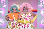 WildBrain Television brings the Sparkle to Story Time with the New Preschool Series The Fabulous Show with Fay and Fluffy