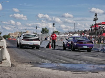 """Thousands of automotive enthusiasts will return to Woodward Avenue during this year's ultimate festival of legal street racing, """"MotorTrend Presents Roadkill Nights Powered by Dodge,"""" on Saturday, August 14th. The event will feature a media-only preview on Friday, August 13."""