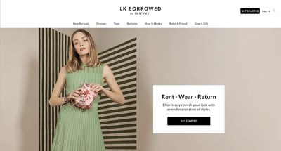 LK Bennett partners with CaaStle to launch LK Borrowed, the first unlimited subscription clothing rental service exclusively for women in the UK.