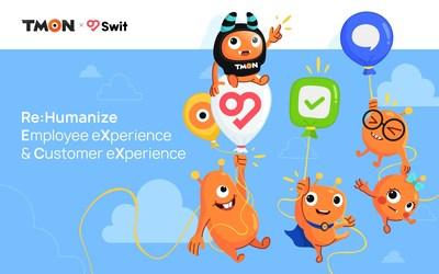 TMON, Korea's first social e-commerce platform, has decided to adopt Swit, an employee productivity platform, to promote the corporate culture that encourages proactive participation and team collaboration.