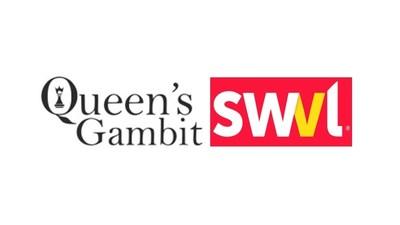 Queen's Gambit and Swvl Logos