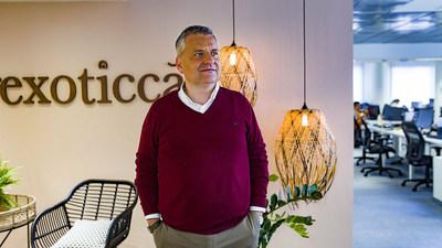 Pere Vallès, CEO of Exoticca