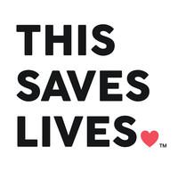 This Saves Lives Logo