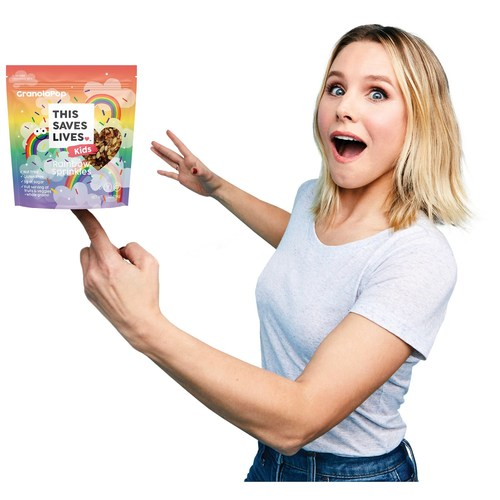 Kristen Bell New Kids Products