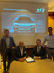 Marelli and SMRP BV (Motherson Group) sign a technological...