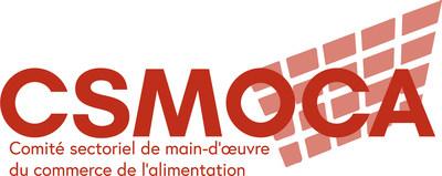 Logo du Comité sectoriel de main-d'oeuvre du commerce de l'alimentation (Groupe CNW/Comité sectoriel de main-d'oeuvre du commerce de l'alimentation)