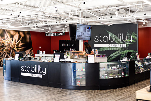 Stability Cannabis dispensaries are open 24 hours a day, 7 days a week.