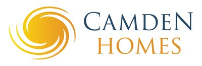Camden Homes horizontal logo