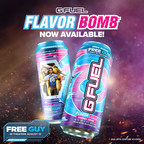 """G FUEL And Disney Drop A """"Flavor Bomb"""" Energy Drink -- In..."""