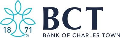(PRNewsfoto/BCT - Bank of Charles Town)