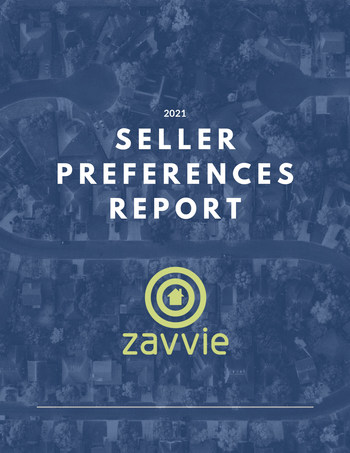 A new midyear zavvie Seller Preferences Report details the explosive growth of Power Buyers and several other new selling solutions available to homeowners throughout the U.S. between January and June 2021. See zavvie.com/seller-preferences
