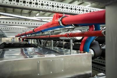 Exyte unterstützt die biopharmazeutische Industrie: erste ExyCell®-Anlage in Shanghai errichtet