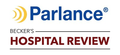 Parlance and Becker's Hospital Review