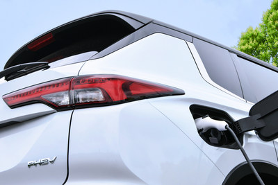 All-new Mitsubishi Outlander PHEV to debut in the US in second half of 2022