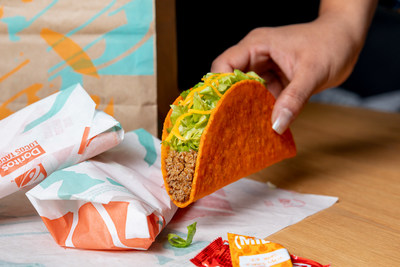 On July 29, the Taco Bell Rewards program celebrates a successful first year. In true Taco Bell fashion, the brand is rejoicing a full year of rewards in the biggest way possible by giving away free tacos for a year to one hundred lucky winners.