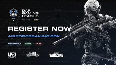 DAFGL Season 2 Registration