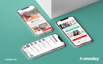 OneDay uses video storytelling technology to empower the senior living, multi-family, and funeral industries to drive revenue growth and customer engagement.