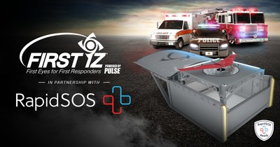 """FIRST iZ joins the RapidSOS Partner Network to provide """"first eyes"""" for Emergency Communication Centers."""