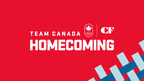 Cadillac Fairview and Team Canada celebrate athlete Homecoming event at CF Sherway Gardens on August 12