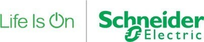 Logotipo de Schneider Electric (CNW Group / Schneider Electric Canada Inc.)