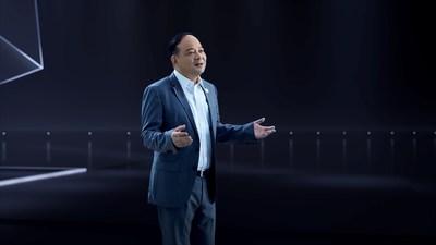 Dr. Robin Zeng, fundador e presidente da CATL (PRNewsfoto/Contemporary Amperex Technology Co., Ltd.)