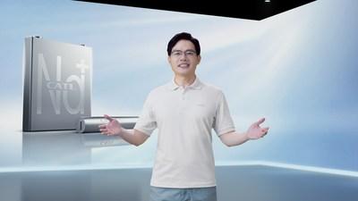Dr. Qisen Huang, vice-reitor do Instituto de Pesquisa da CATL (PRNewsfoto/Contemporary Amperex Technology Co., Ltd.)