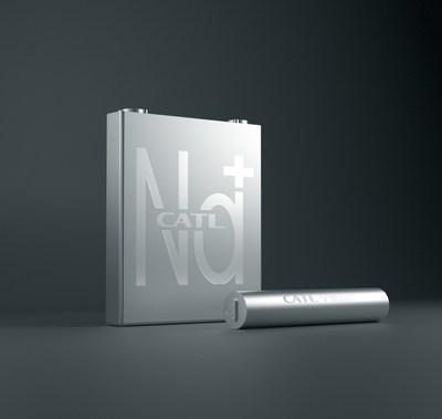 Bateria de íon de sódio  de primeira geração da CATL (PRNewsfoto/Contemporary Amperex Technology Co., Ltd.)
