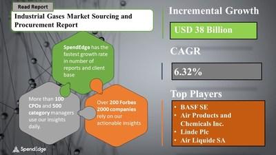 Industrial Gases Market Procurement Research Report