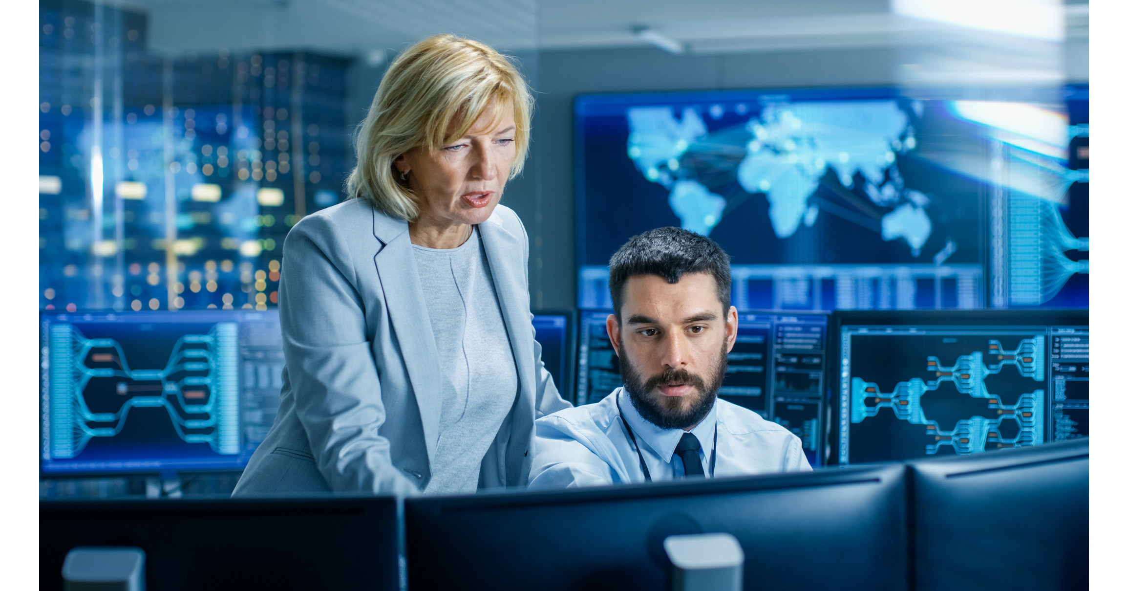 Financial services will remain the largest contributor to the European MSS/PSS market until 2024, finds Frost & Sullivan SANTA CLARA, Calif., July 29, 2021 /PRNewswire/ -- Increasing cyber-threats coupled with a shortage of cybersecurity professionals in Euro…