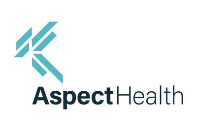 Aspect Health logo (PRNewsfoto/Welltower Inc.)