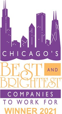 Echo Global Logistics has been named one of Chicago's Best and Brightest Companies to Work For®.