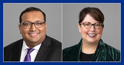 "Katten Health Care associate M. Ramana Rameswaran and senior counsel Michelle ""Missy"" Apodaca"